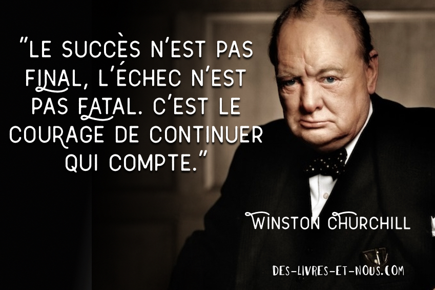 citation churchill